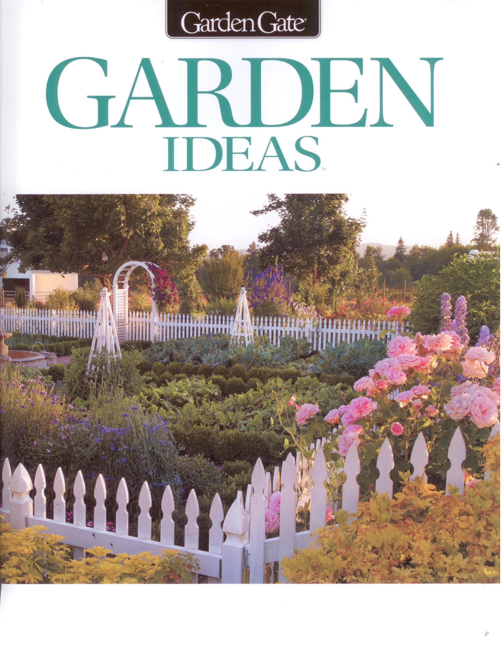 Garden Gate cover